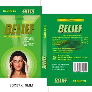 BELIEF-GREEN