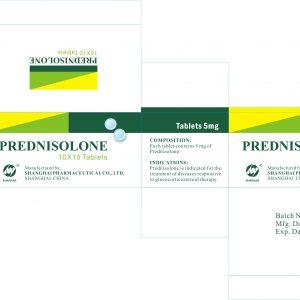 PREDNISOLONE-tab