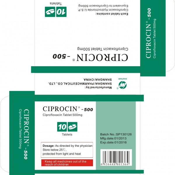 ciprofloxacin-tab