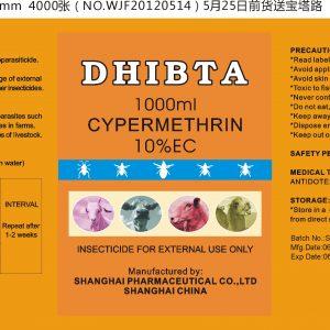 cypermethrin-1000ml
