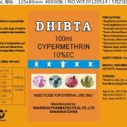 cypermethrin-100ml